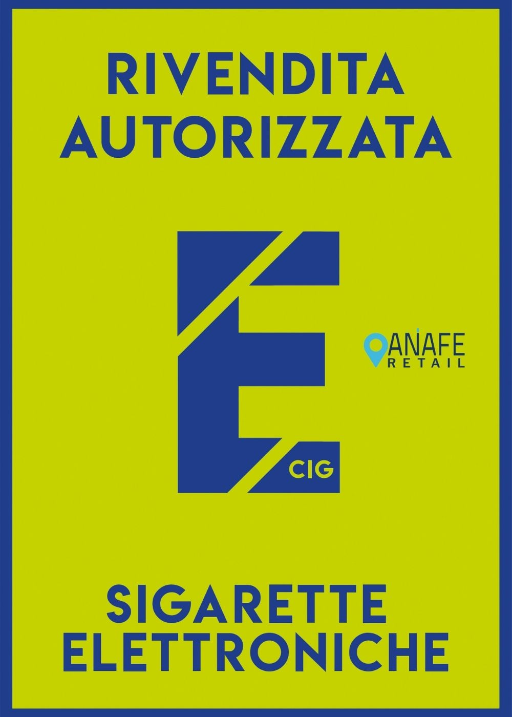 SIGARETTE ELETTRONICHE: NASCE ANAFE RETAIL